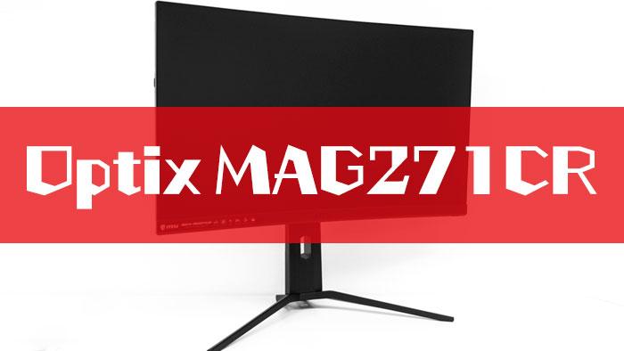 Optix MAG271CR