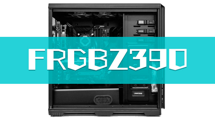 フロンティアのFRGBZ390
