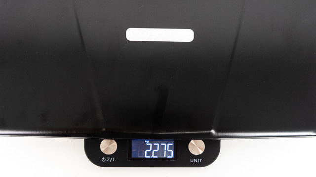GCR2070RGFの重量