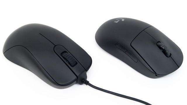 人気マウスの性能比較