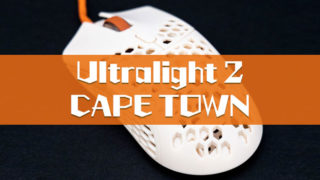Finalmouse Ultralight 2-CAPE TOWN
