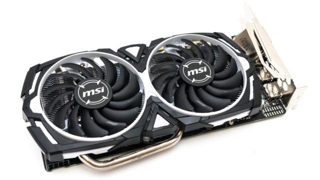 MSI Radeon RX570 ARMOR 8G
