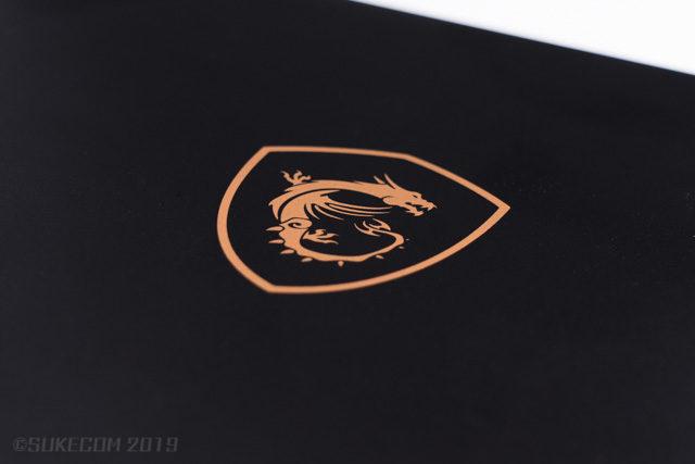 MSIのロゴ
