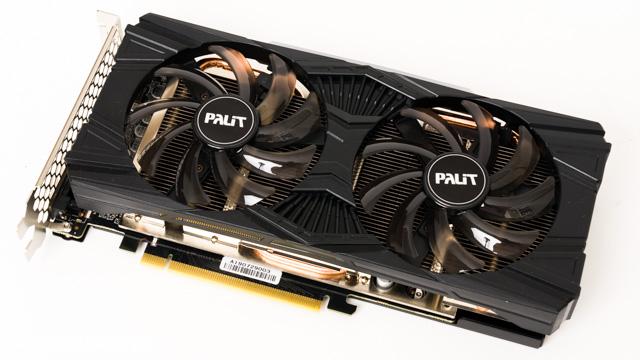 Palit製のGPU
