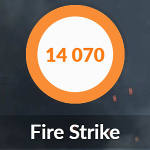 3DMarkのFire Strike