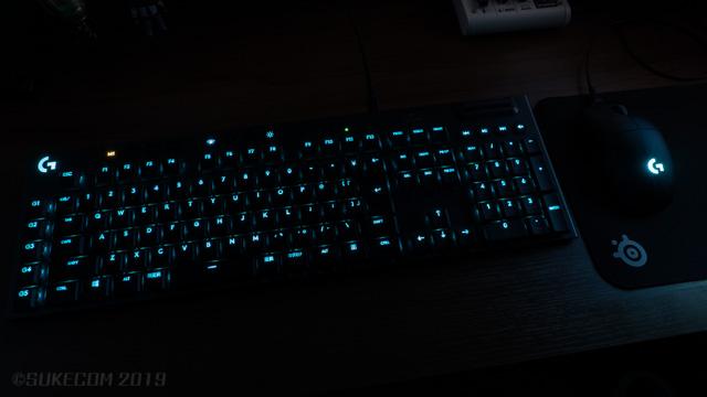LIGHTSYNC対応製品と同期