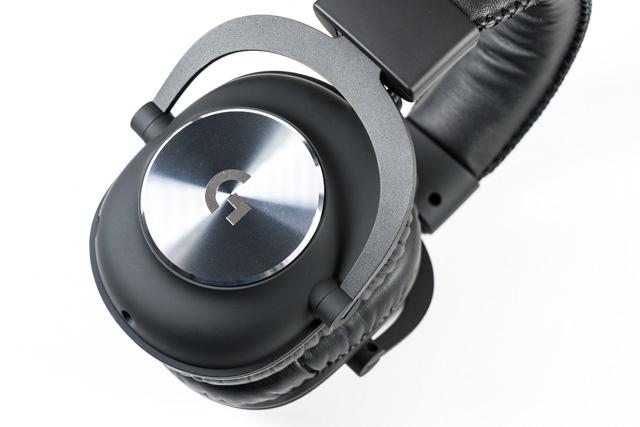 ロジクールPRO Xヘッドセット