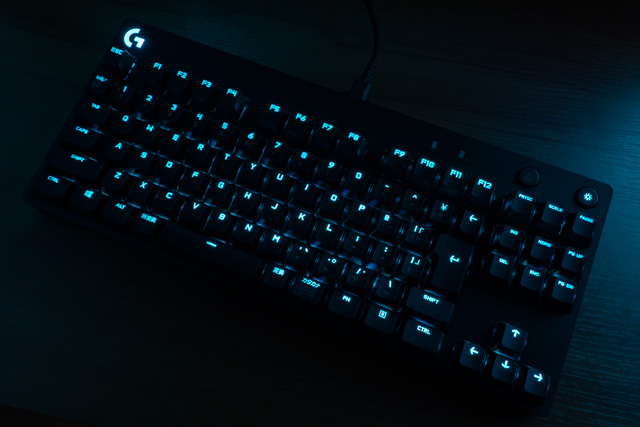 Logicool G PRO Xキーボード