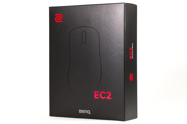 ZOWIE EC2のパッケージ