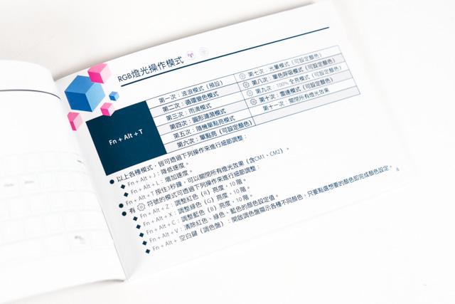 中国語の説明書