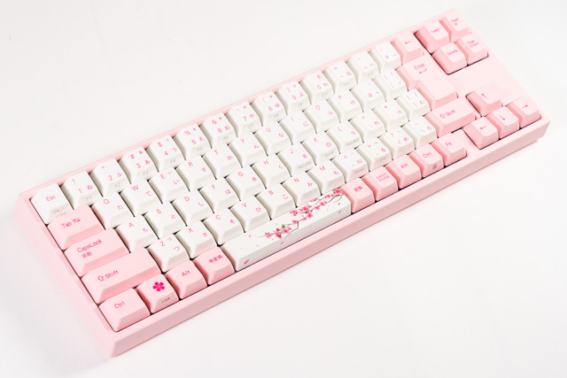 Varmilo 73 Sakura JIS Keyboard