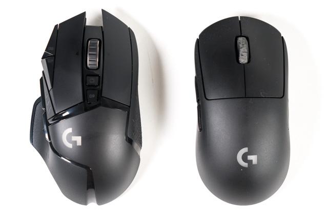 G PRO WLと比較