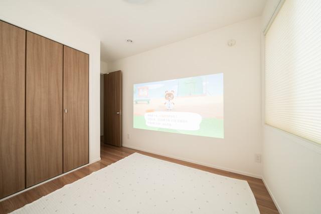 4畳半の部屋での使用例