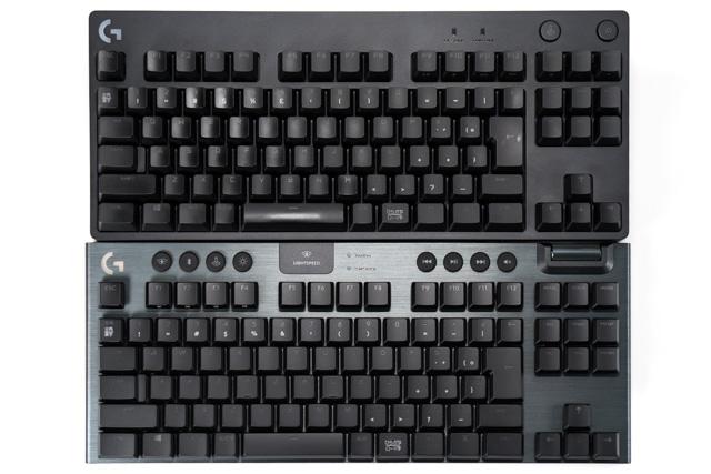 PRO Xキーボードとの比較
