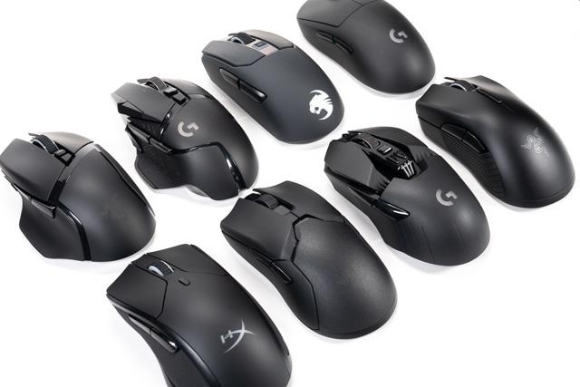 ワイヤレスゲーミングマウス