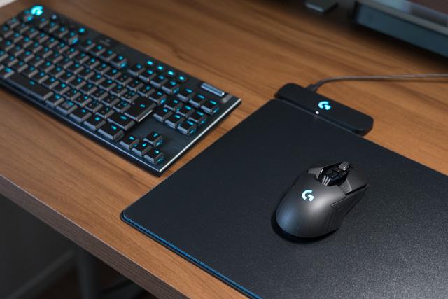 POWERPLAYマウスパッドの使用例