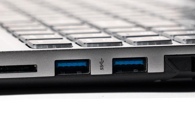 USBポートのちがい