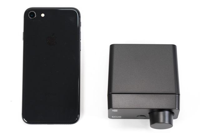 iPhone8との比較