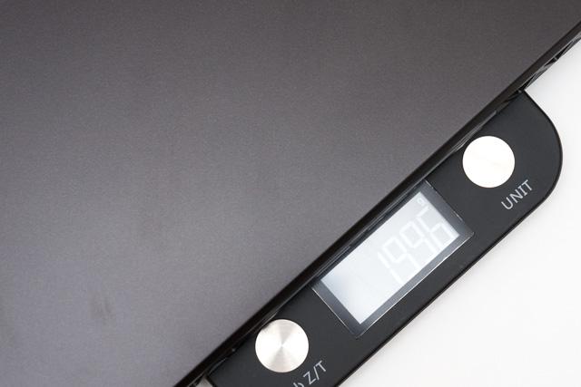 P5の重量