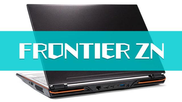 フロンティアZNシリーズ