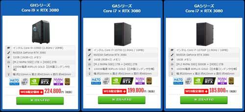 Intel Coreシリーズ