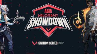 ASIA VALORANT SHOWDOWN