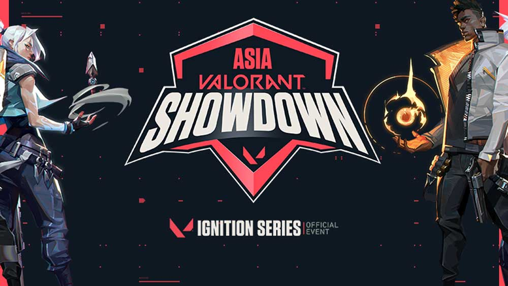 ASIA VALORANT SHOWDOWN