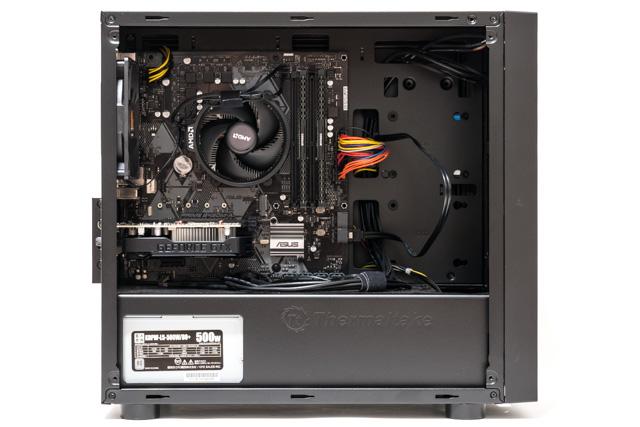 実験用PC