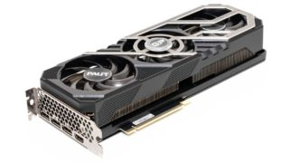 GeForce RTX3070レビュー