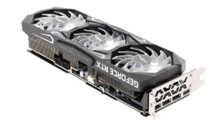 GeForce RTX3080レビュー