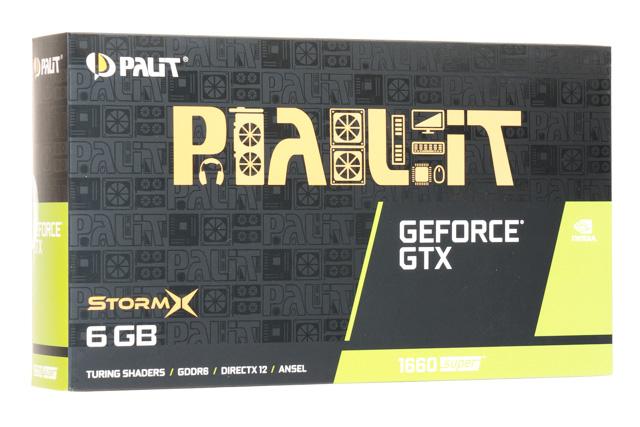 Palit GTX1660 SUPER StormX