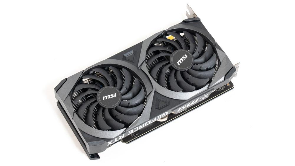 GeForce RTX 3060 Tiレビュー