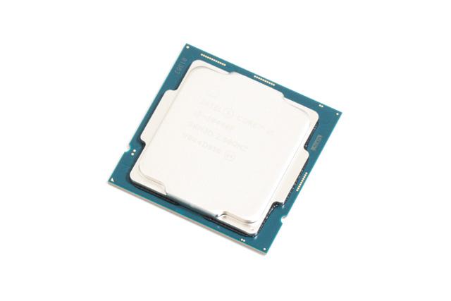 Core i5-10400Fのベンチマーク