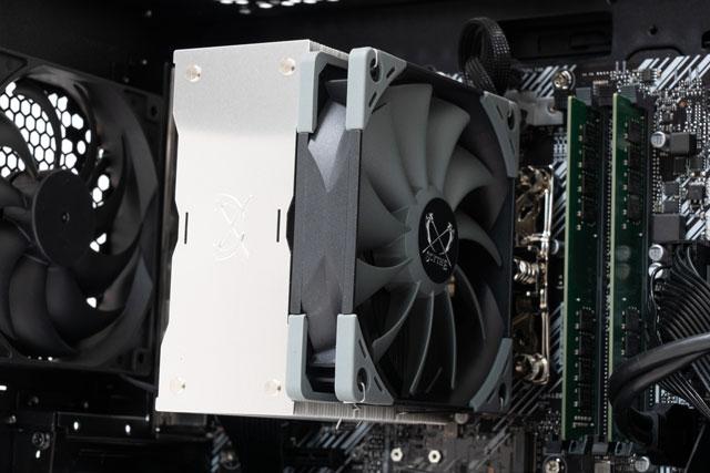 空冷式CPUクーラー